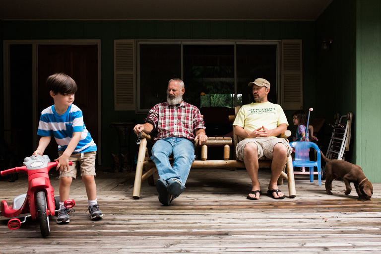 Lacey Monroe - Documentary Family Photography